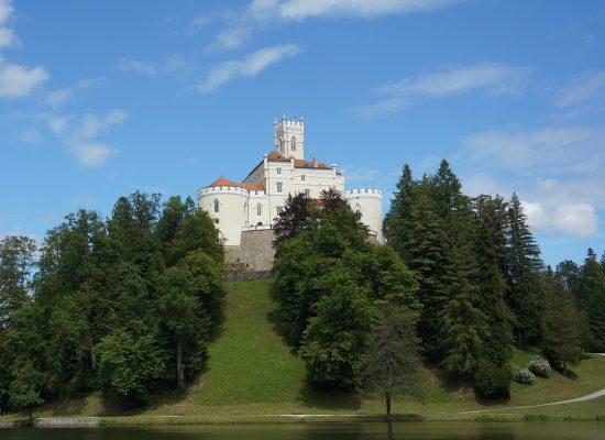 day trips Zagorje region and Trakošćan Castle