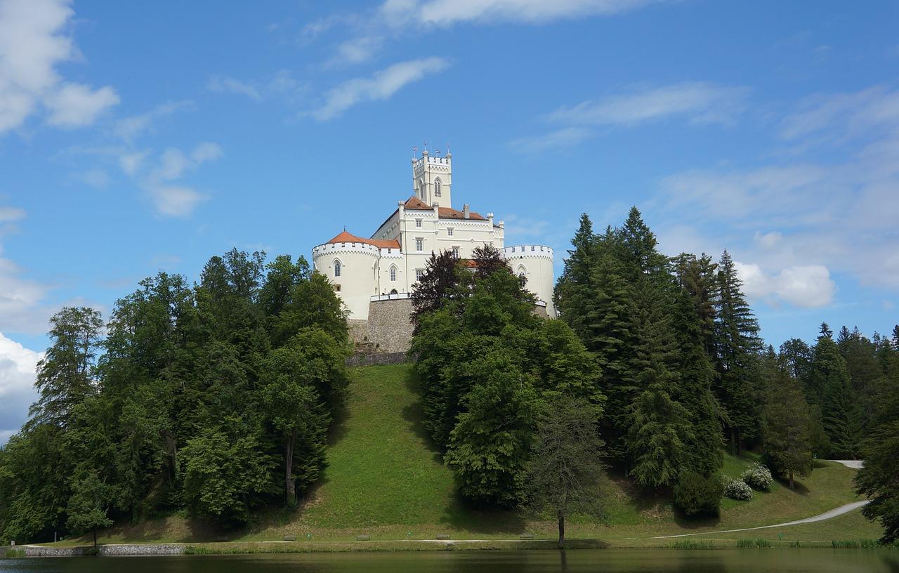 Trakošćan Castle Trips