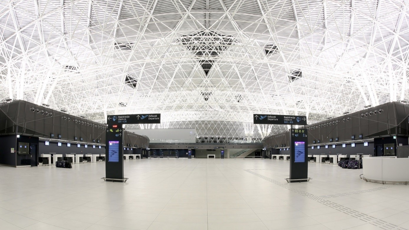 zagreb airport