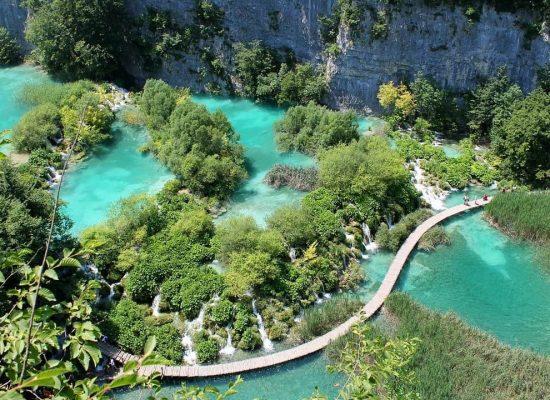 day trips Rastoke Waterfalls and Plitvice Lakes